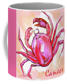 Cancer The Crab Coffee Mug