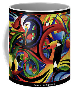 Cancun Christmas Coffee Mug
