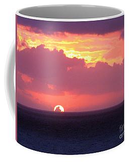Sunrise Interrupted Coffee Mug