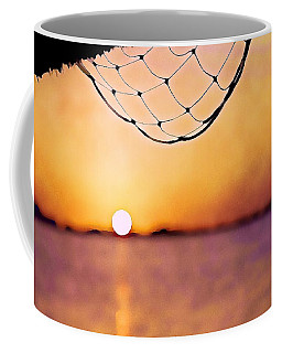 Cancun Sunset On The Lake Coffee Mug