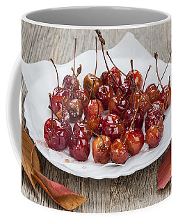 Candied Crab Apples Coffee Mug