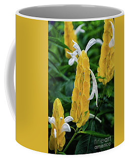 Coffee Mug featuring the photograph Candle Bush by Michelle Meenawong