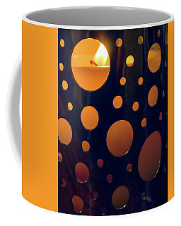 Coffee Mug featuring the photograph Candle Holder by Carlos Caetano