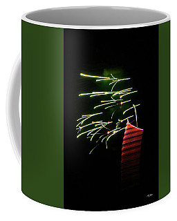 Candle In The Wind Coffee Mug