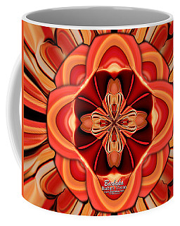 Candle Inspired #1173-4 Coffee Mug by Barbara Tristan