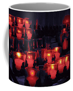 Candle Lights Coffee Mug