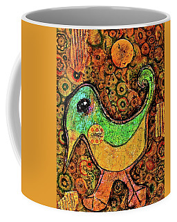 Candy Bird Coffee Mug