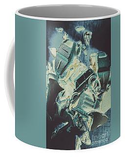 Candy Car Crush Coffee Mug