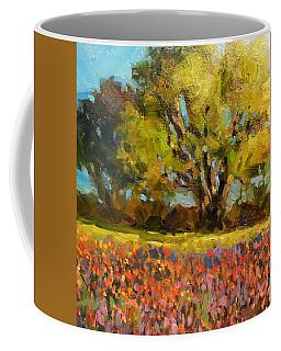 Candy Carpet Field Coffee Mug