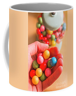 Candy Hand At Lolly Store Coffee Mug