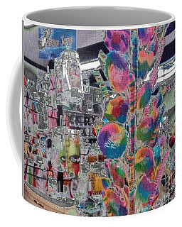 Candy Store Coffee Mug by Kathie Chicoine