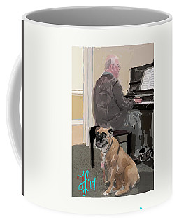 Canine Composition Coffee Mug