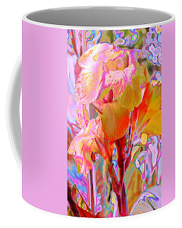 Canna Abstract 3 Coffee Mug
