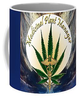 Cannabis Medicinal Plant Coffee Mug