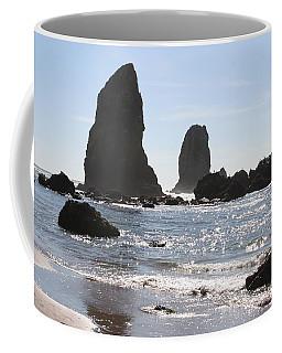 Cannon Beach II Coffee Mug