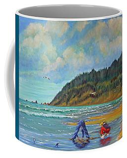 Cannon Beach Kids Coffee Mug