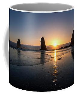Cannon Beach Sunset Coffee Mug