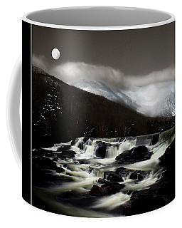 Cannon On The Ammonoosuc Coffee Mug