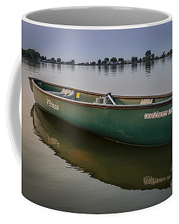 Canoe Stillness Coffee Mug