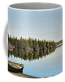 Canoe The Massassauga Coffee Mug by Kenneth M  Kirsch