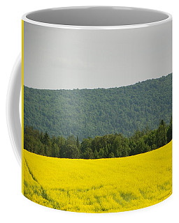 Canola Field Coffee Mug