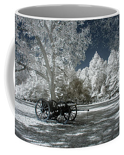 Canon In Petersburg National Battlefield Coffee Mug