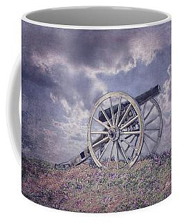 Cannon Of Peace Coffee Mug