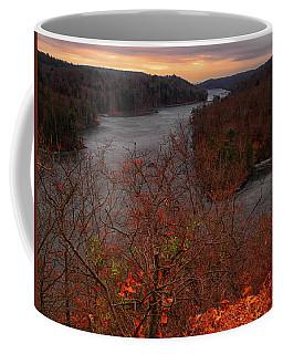 Canopus Lake From Above Coffee Mug