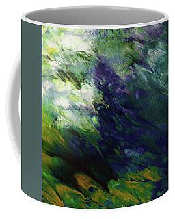 Canopy 3- Art By Linda Woods Coffee Mug