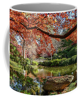 Canopy Of Fire Coffee Mug