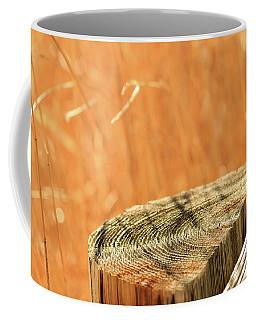 Cantigny Fence Post Coffee Mug