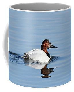 Canvasback Duck Coffee Mug