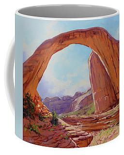 Canyon Arch Coffee Mug