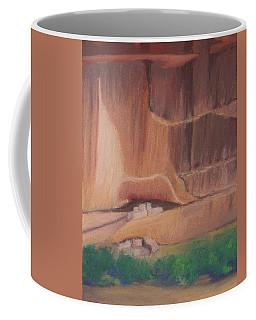 Canyon De Chelly Cliffdwellers #2 Coffee Mug