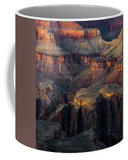 Coffee Mug featuring the photograph Canyon Enchantment by Carl Amoth