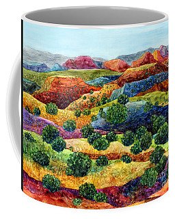 Canyon Impressions Coffee Mug