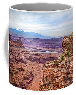 Canyon Landscape Coffee Mug