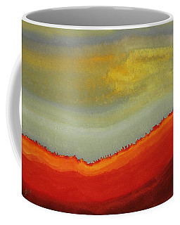 Canyon Outlandish Original Painting Coffee Mug