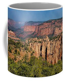 Canyon - Rainbow - Arizona Coffee Mug