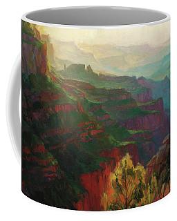 Canyon Silhouettes Coffee Mug