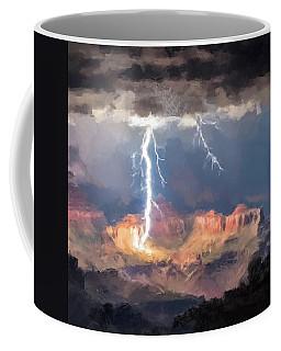 Canyon Storm Coffee Mug