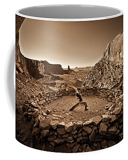 Canyonlands Kiva Coffee Mug