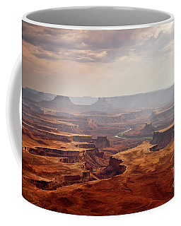 Canyonlands Panorama Coffee Mug