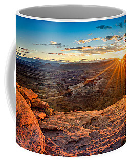 Canyonlands Sunset Coffee Mug