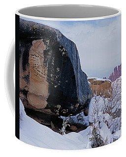 Canyonlands Swirl Coffee Mug