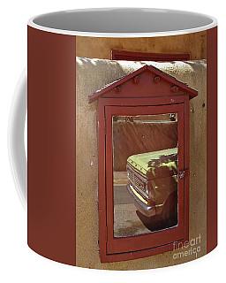 Canyonrowreflect02 Coffee Mug