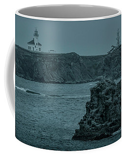 Cape Arago Light Coffee Mug