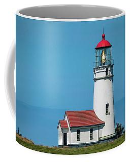 Cape Blanco Lighthouse At Cape Blanco, Oregon Coffee Mug