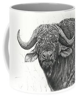 Cape Buffalo Coffee Mug