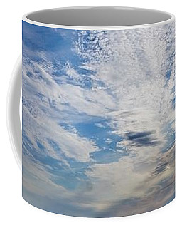 Cape Clouds Coffee Mug